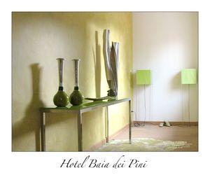 Hotel Baia dei Pini, Gardasee, Italien, Innenansicht